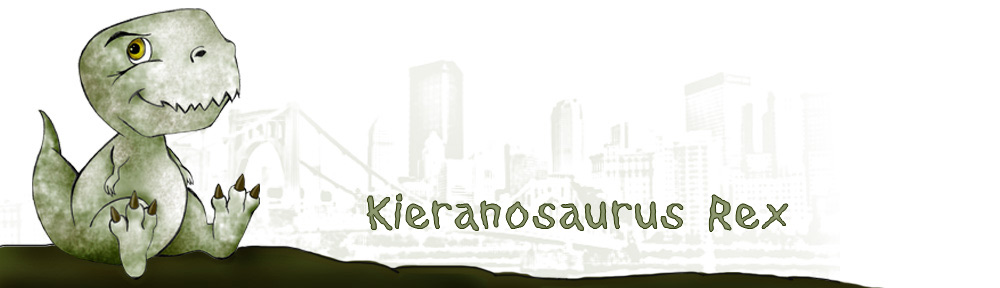 Kieranosaurus Rex